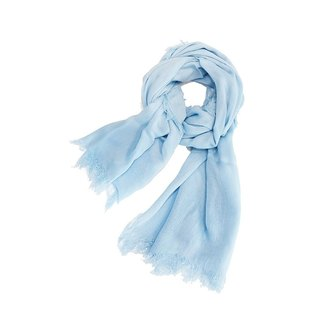 I am the biggest recommendation of women - Collagen Peptide Beauty Scarves - environmentally friendly dyeing - lake blue