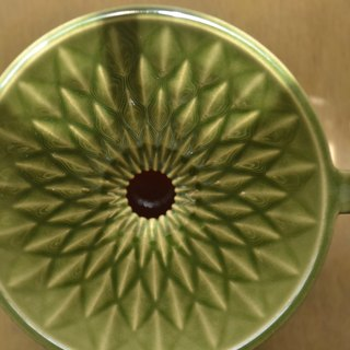 Off-the-shelf summer tree green filter cup 02