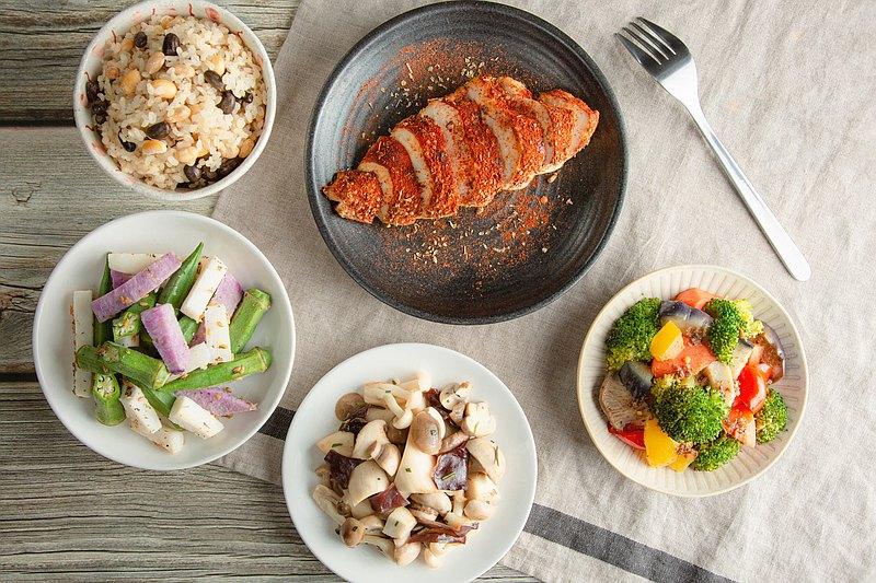 【減醣健康餐】得舒飲食3日餐・常常好食   健康制作所