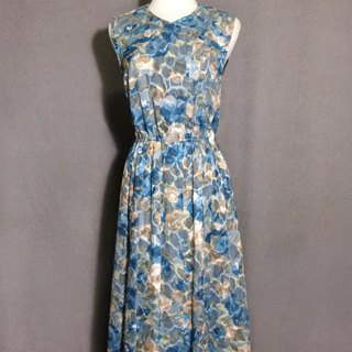 Time ancient [antique dress / flowers wave weave twist antique dress] foreign back to ancient dress VINTAGE