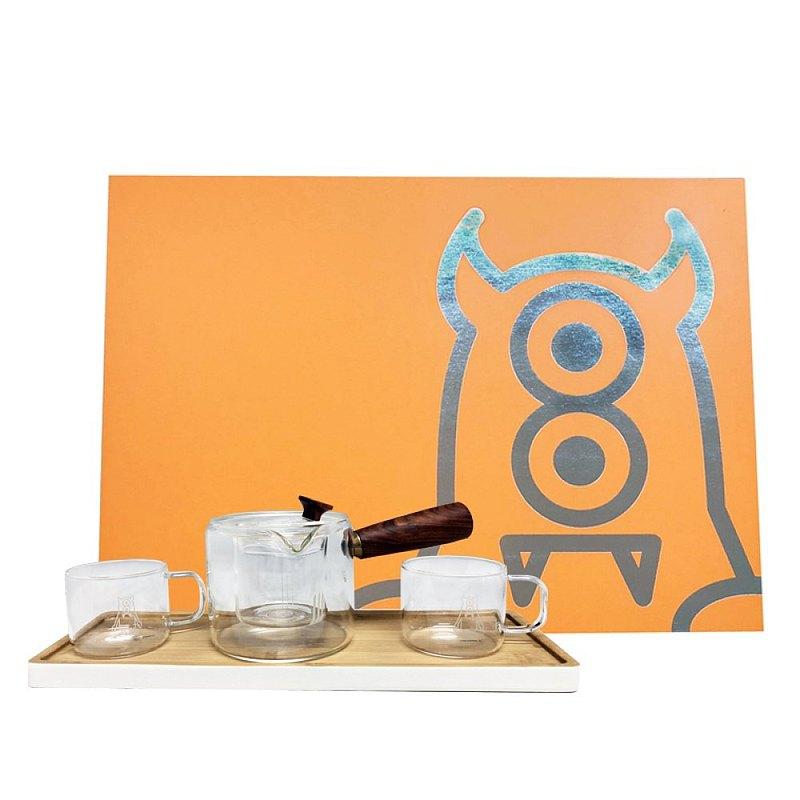 【茶創樂】 玻璃茶具