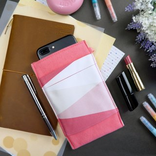 Limited Om geometry [Pink Gold] can wipe mobile phone case - for all mobile phone models iX / iXR protective cover