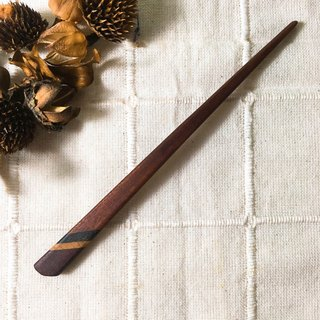 Handmade national wind wooden hairpin