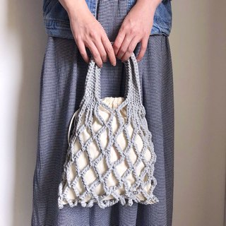 Crochet _ beach bag