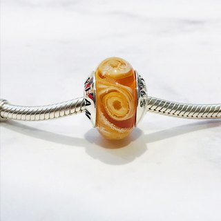 PANDORA/ Trollbeads / All major bead brands can be stringed * - brown
