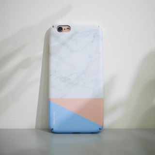 GRAPHIC PRINT - ALICE MARBLE MATTE iPhone 7 Case