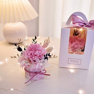 WANYI Everlasting Bouquet Gift Set Dry Flower / Room Arrangement / Marriage / Graduation / Wedding Small Things