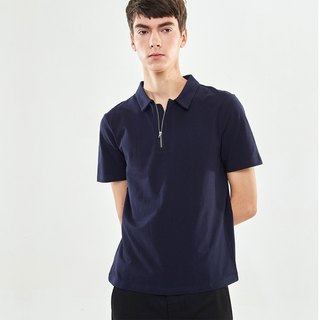 Half-zip Polo Shirt