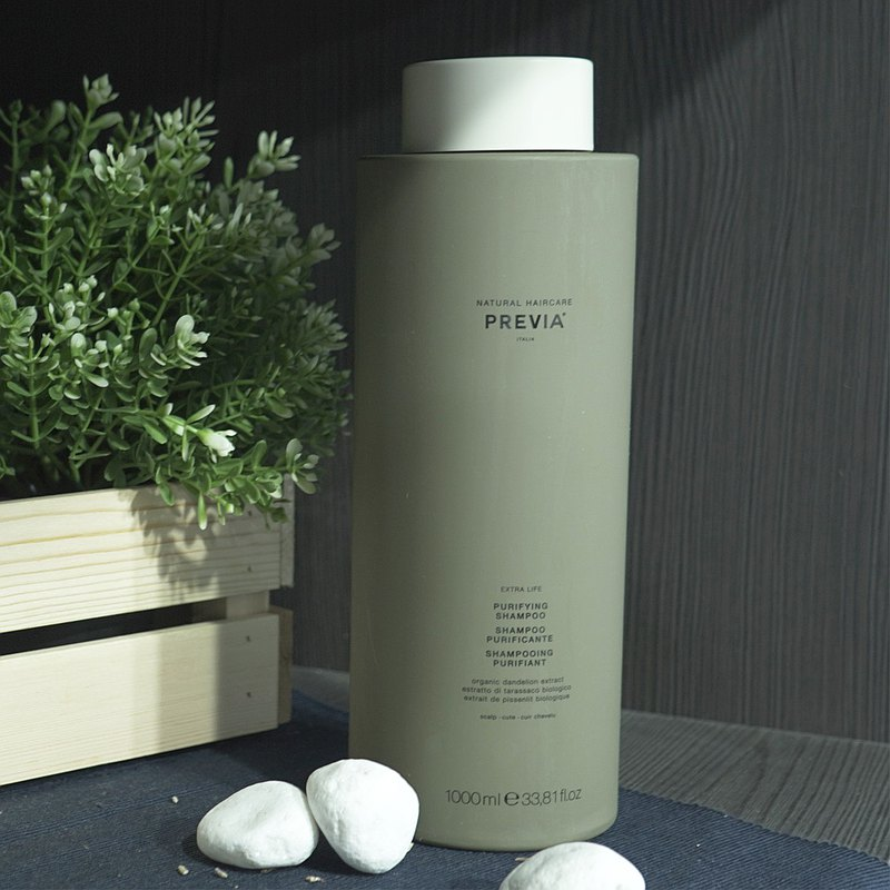 綠茶樹淨化髮浴 1000 ml【新配方】