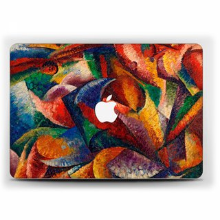 Macbook case 2016 Futurism Case MacBook Air 13 Air 11 Case Macbook 15 Macbook 12 Macbook Pro 13 Retina Italian modern art Case Hard Plastic 1712