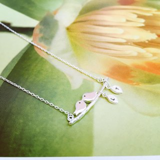 925 sterling silver playful ancient cone [dating love necklace]
