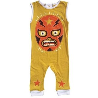 Mexican Skull Sleeveless Jumpsuit Spanish Fighter Sleeveless Jumpsuit