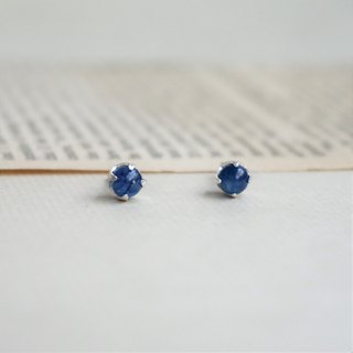 << September Birthstone - Kyanite Earrings >> Birthstone Earrings Birthstone