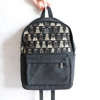 Backpack - Buddha print