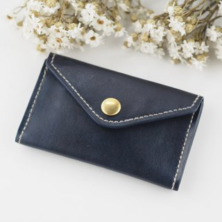 Envelope styling business card holder card case black