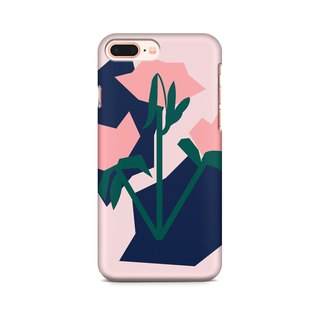 Victoria flowers Phone case