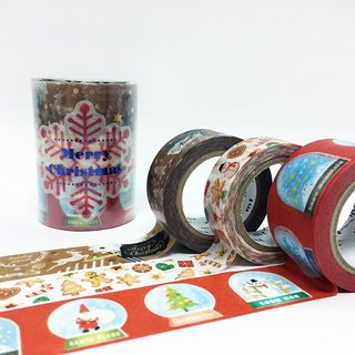 Mt and paper tape 2016 Christmas [Christmas Group-A (MTCMAS64)] Limited Edition out of print