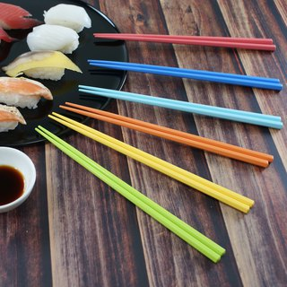 [4U4U]6 Double Into SPS High Temperature 240 Degrees Environmental Chopsticks - Rainbow