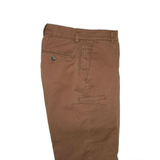 CHICAGO OCRE 8 POCKETS TROUSERS Chicago ocher eight-pocket business trousers