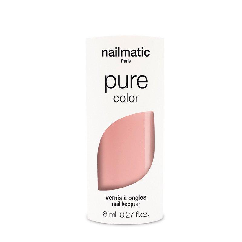 Nailmatic 純色生物基經典指甲油-BILLIE-甜心粉