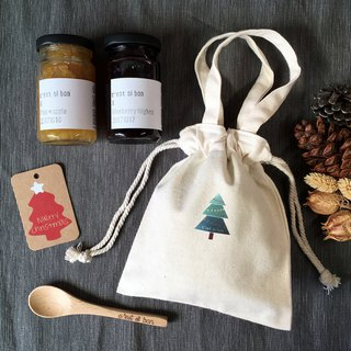 Period limit | Christmas exchange gift jam group x bundle pocket 130g