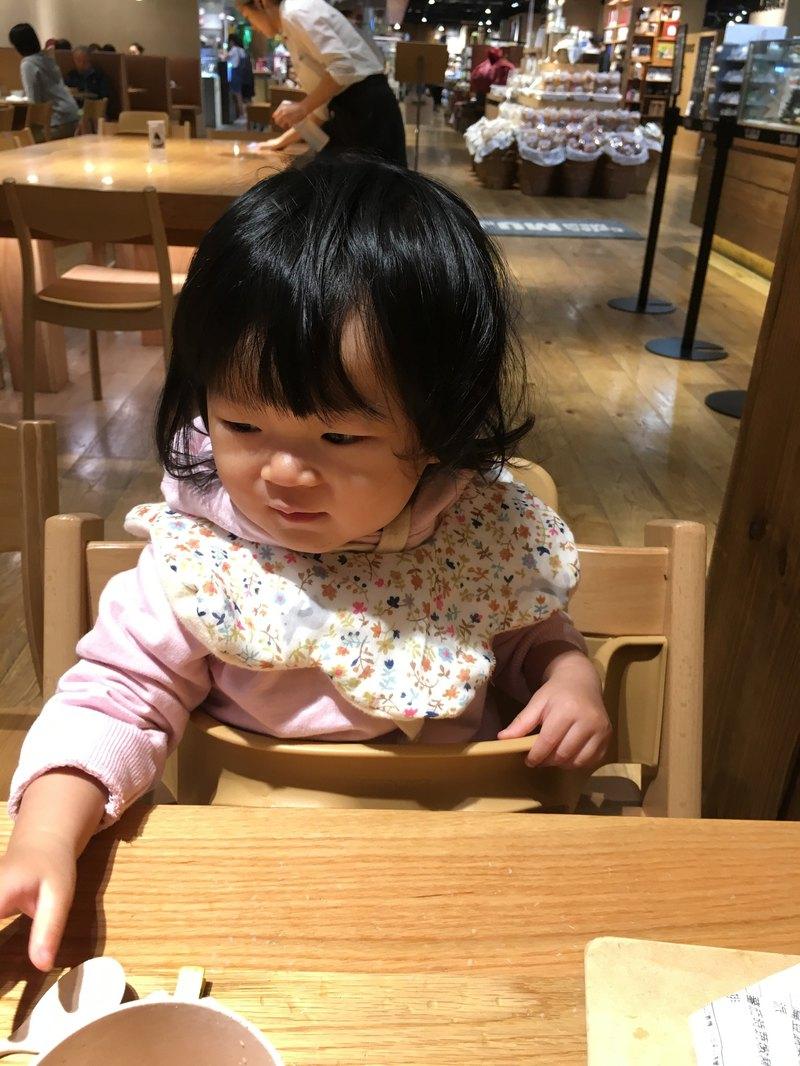 花兜 韓國製二層紗 灰兔花叢 八層紗手工圍兜