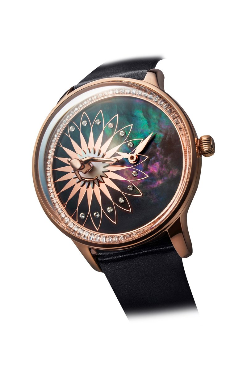 Fouetté Ballerina Watch 5