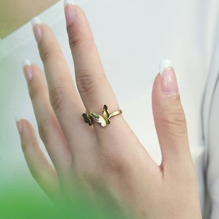 Little Change Ring - Gold