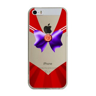 Custom red sailor transparent Samsung S5 S6 S7 note4 note5 iPhone 5 5s 6 6s 6 plus 7 7 plus ASUS HTC m9 Sony LG g4 g5 v10 phone shell mobile phone sets phone shell phonecase