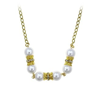 Montessora. Pearl long chain