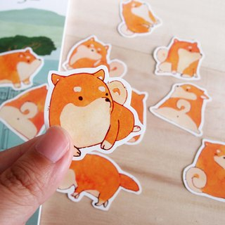 Fat soft firewood sticker pack