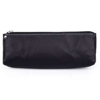 [LAMB ROCK]|Pencil Case L|Zipper Pouch Silver Kraft