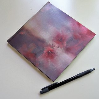 original design hardcover notebook journal pink