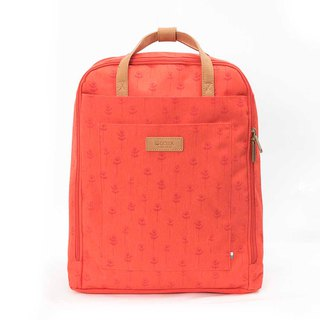 GOLLA Nordic Finnish Fashion Minimalist Backpack Backpack Print Berry Red 15.6-G1896