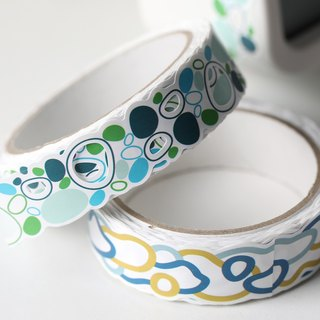 "Japanese lace tape ""bubble summer"""