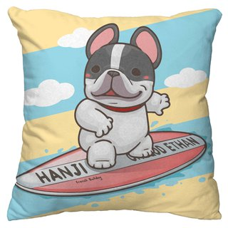 One God Law Fighting Jiji Series Pillow [surfing 憨吉]