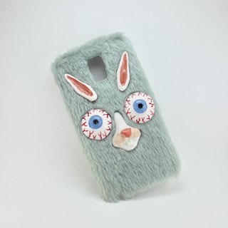 Rabbit is crazy phonecase
