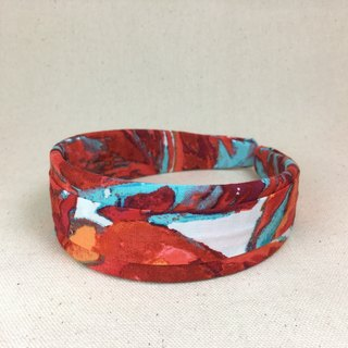 Mr.Tie hand-stitched headbands Handmade Headbands number 013