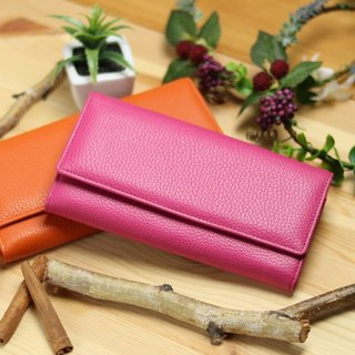 革職人 LEATHER FACTORY【ADRIA Long Wallet / Flap Clutch】Made in Japan