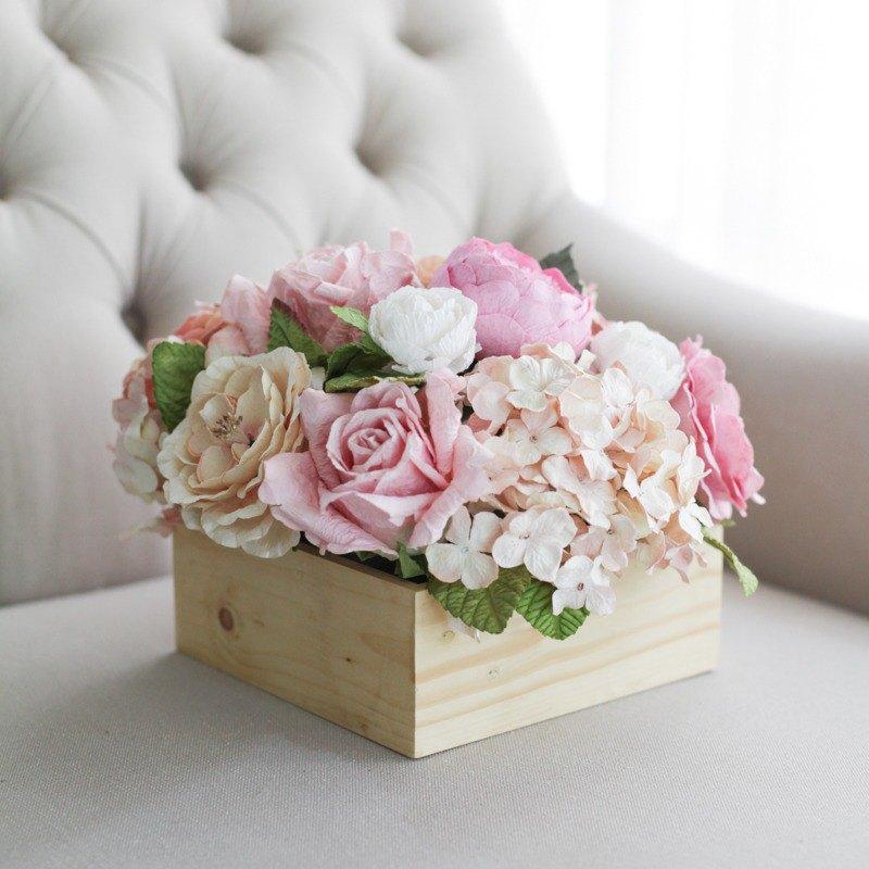 Wedding centerpiece for wedding decoration handmade mulberry paper wedding centerpiece for wedding decoration handmade mulberry paper flower mightylinksfo