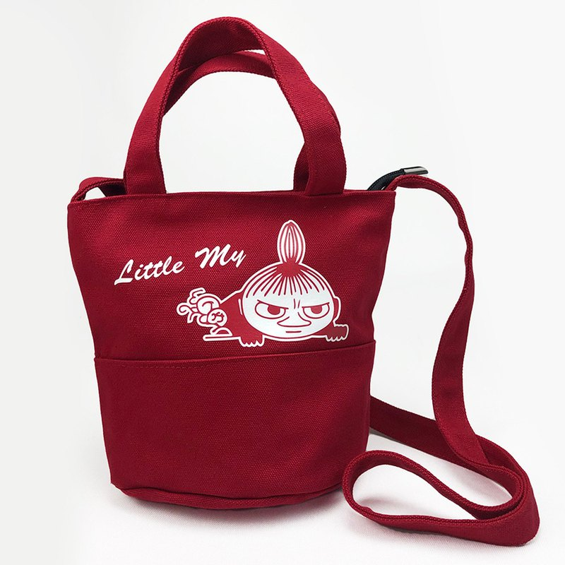 Moomin 噜噜m authorized - mini bag (red), AE01