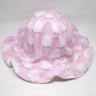 Tulip hat / flower pink