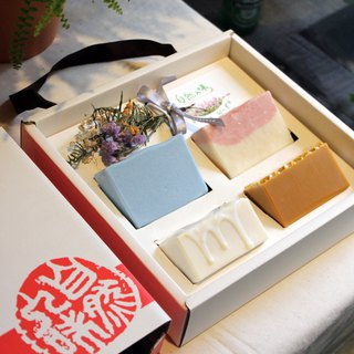 Natural taste _ Mid-Autumn Festival love gift bag gift box / corporate gift / order quantity needs more than 10 groups