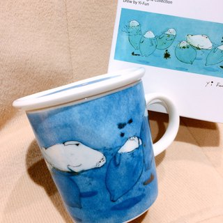 Ocean Mug - Seal the best holiday