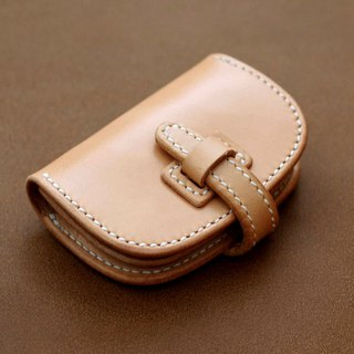 Saddle belt business card holder (Belt type)