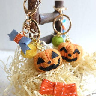 Sleeping original handmade Happy Halloween [pump head] hanging ornaments