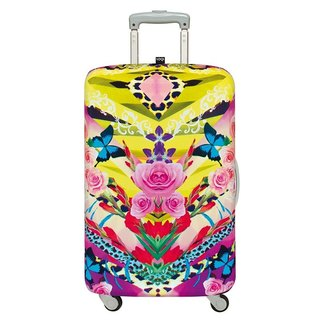 LOQI luggage jacket / dream flower LMSNFD 【M】