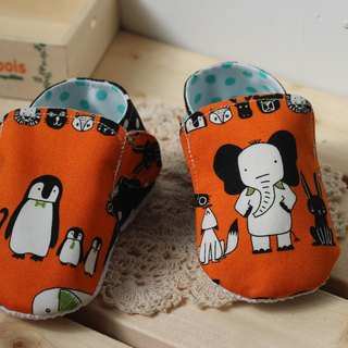 Cute animal toddler shoes