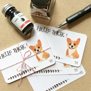 Corgi Mini Cards