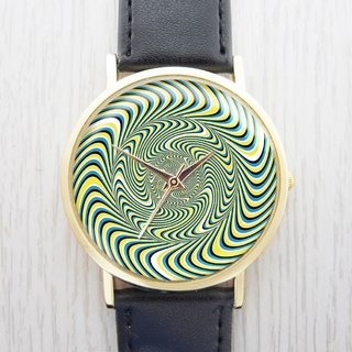 Spiral Illusion - Women's Watch / Men's Watch / Neutral Table / Accessories [Special U Design]
